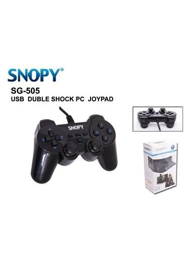 Snopy Snopy SG-505 PC 1.8 Metre USB Siyah Joypad Oyun Kolu Renkli